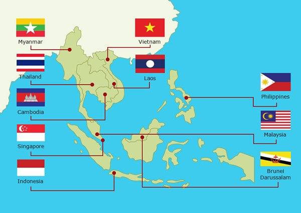 southeast asian suppliers